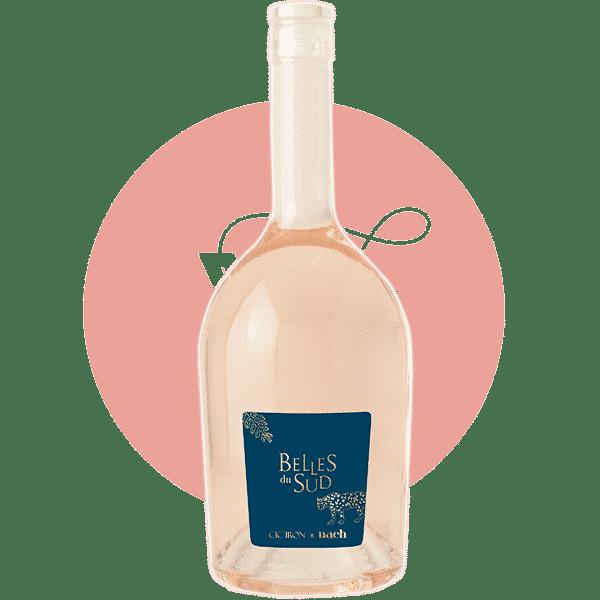 Belles du Sud x Nach 2018, Vin Rose de Languedoc