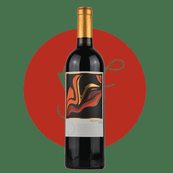 Ma Part des Anges 2014, Vin Rouge de Aquitaine