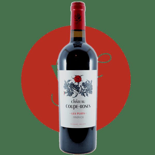Les Plots 2018, Vin Rouge de Languedoc