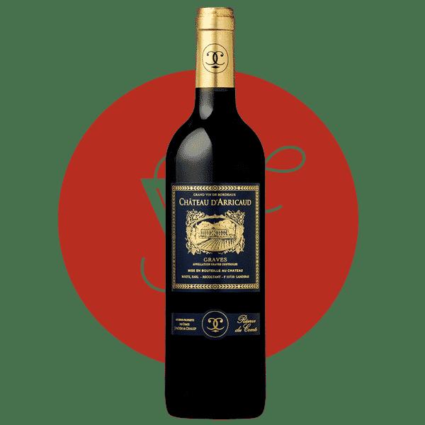 Réserve du Comte 2015, Vin Rouge de Aquitaine