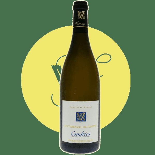 Les Terrasses de l'Empire 2019, Vin Blanc de Rhone