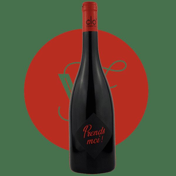 Prends Moi 2018, Vin Rouge de Vallee_de_La_Loire