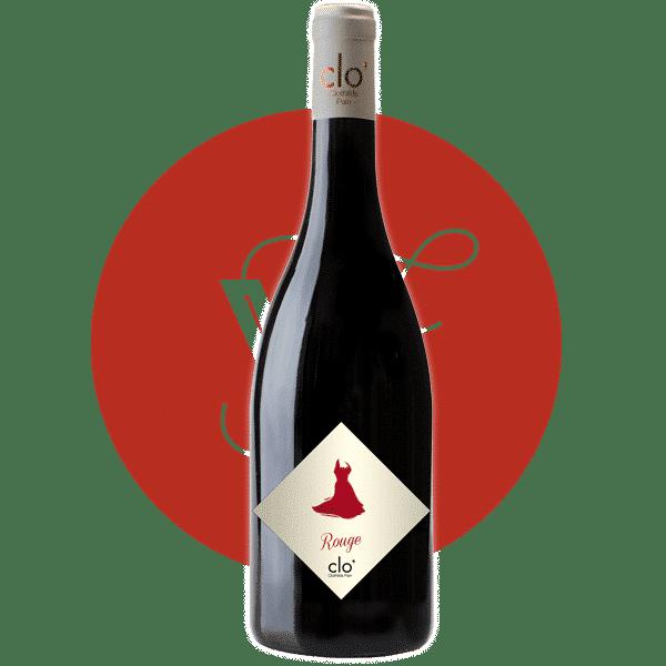 Robe Rouge 2018, Vin Rouge de Vallée de La Loire