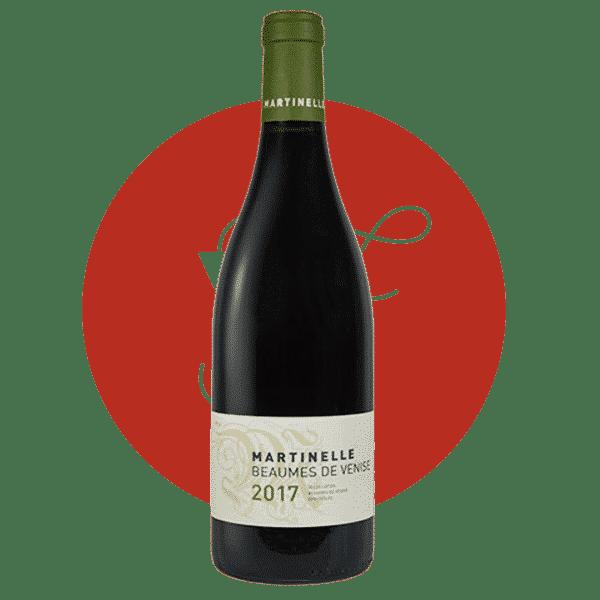 Beaumes de Venise 2017, Vin Rouge de Rhone
