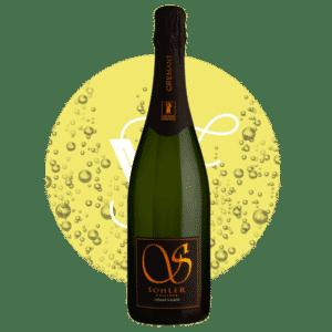 Crémant , Vin Blanc de Alsace