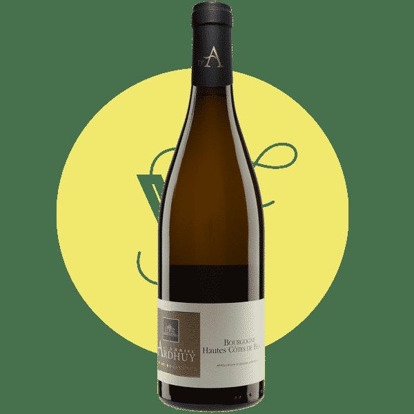 Hautes Côtes de Beaune 2017, Vin Blanc de Bourgogne