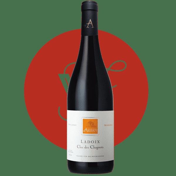 Ladoix « Clos des Chagnots »  MONOPOLE 2018, Vin Rouge de Bourgogne