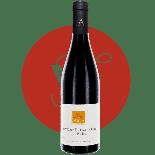 Savigny 1er Cru « Les Peuillets » 2014, Vin Rouge de Bourgogne