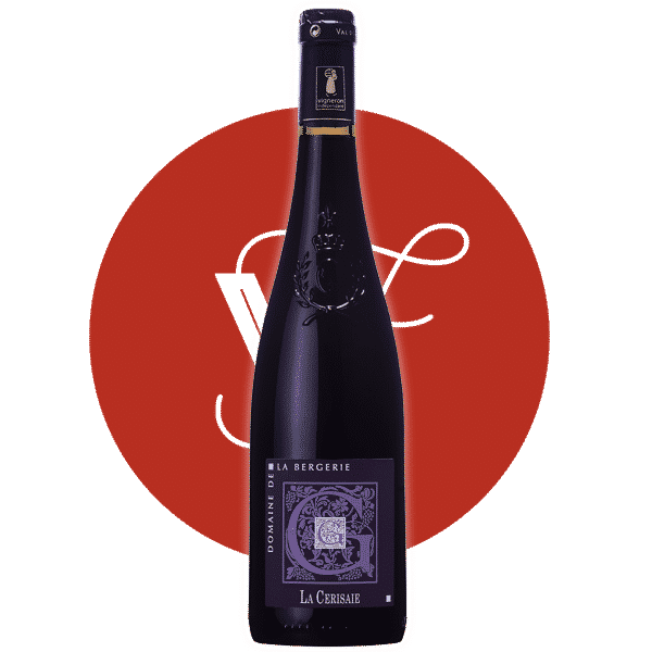 La Ceriseraie 2018, Vin Rouge de Vallee_de_La_Loire