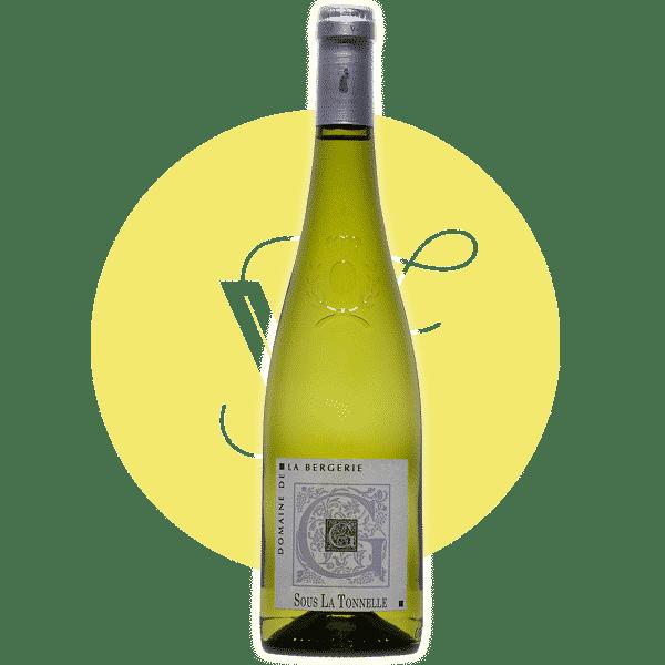 Sous la Tonnelle 2019, Vin Blanc de Vallee_de_La_Loire