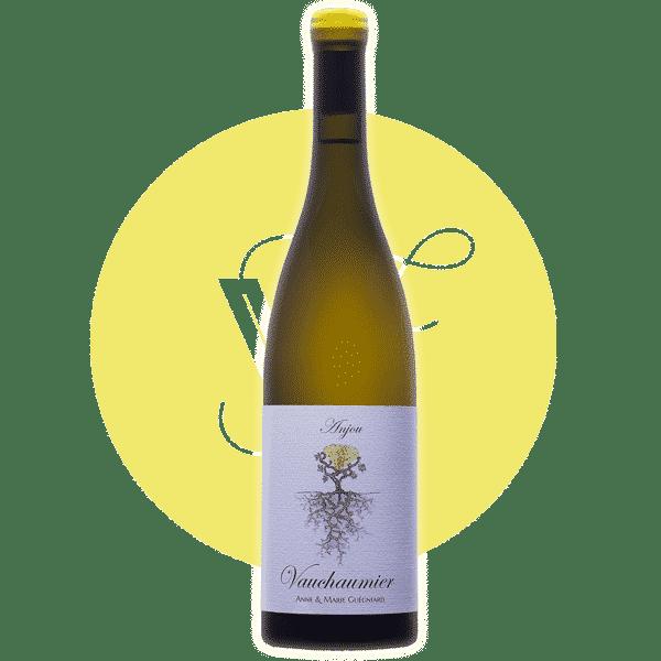 Vauchaumier 2017, Vin Blanc de Vallee_de_La_Loire