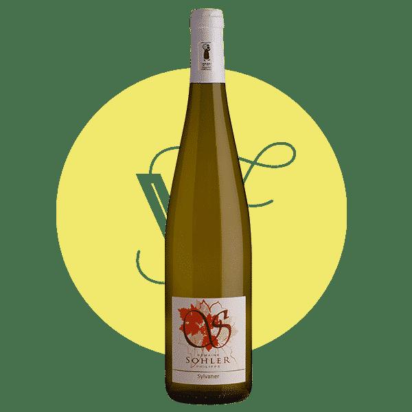 Sylvaner 2018, Vin Blanc de Alsace