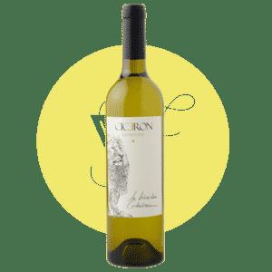 Lion des Corbières blanc 2018, Vin Blanc de Languedoc