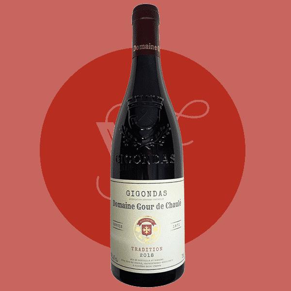 Cuvée Tradition 2018, Vin Rouge de Rhone