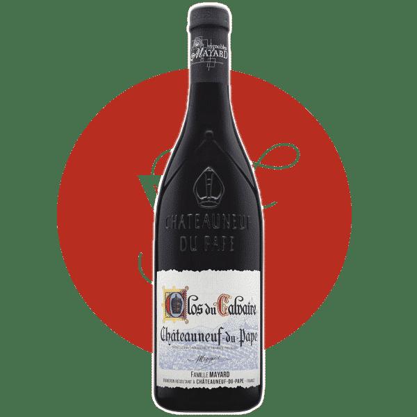 Clos du Calvaire 2018, Vin Rouge de Rhone