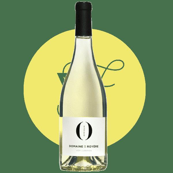 Oppidum Blanc 2018, Vin Blanc de Provence