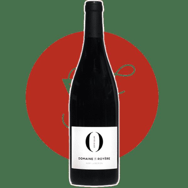 Oppidum Rouge 2016, Vin Rouge de Provence