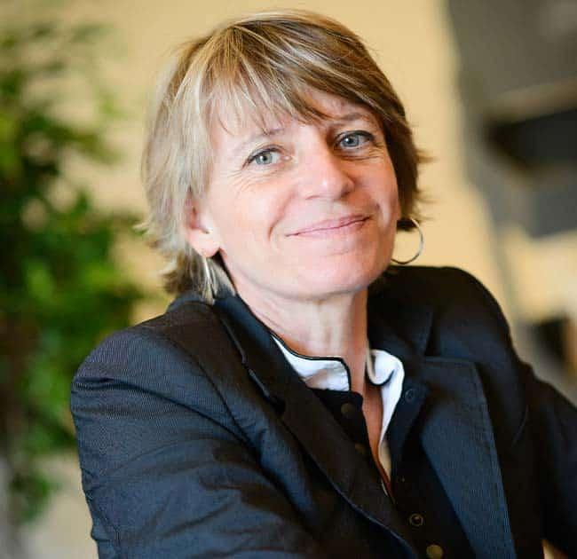 Vignobles Mayard portrait de Françoise Roumieux