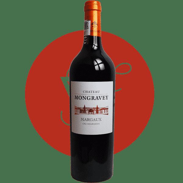 Château Mongravey 2016, Vin Rouge de Bordeaux