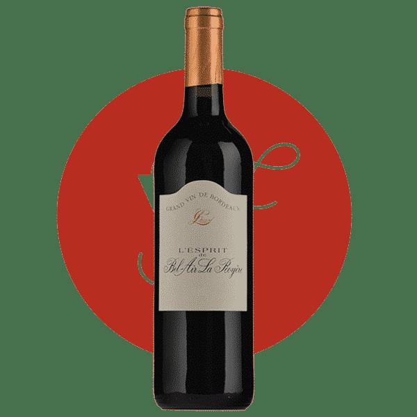 Esprit de Château 2016, Vin Rouge de Aquitaine