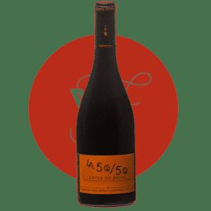 Vin rouge par Anne Gros - La 50/50