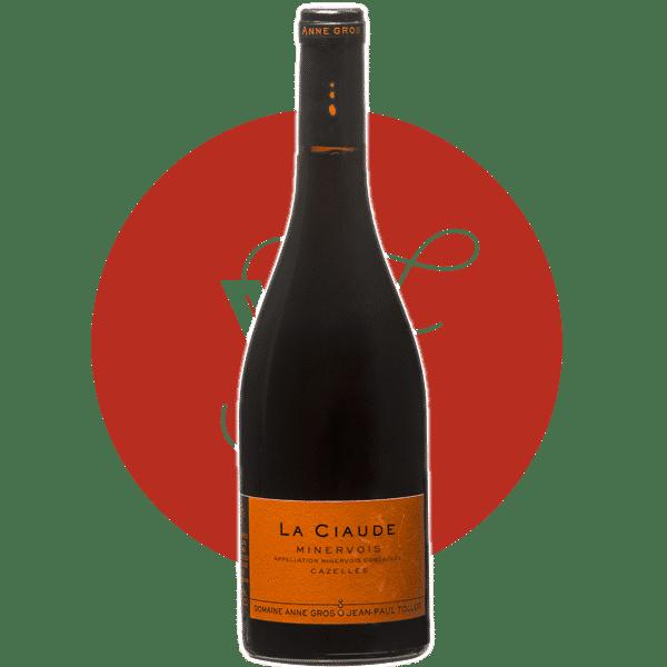 La Ciaude par Anne Gros - Vin du Languedoc