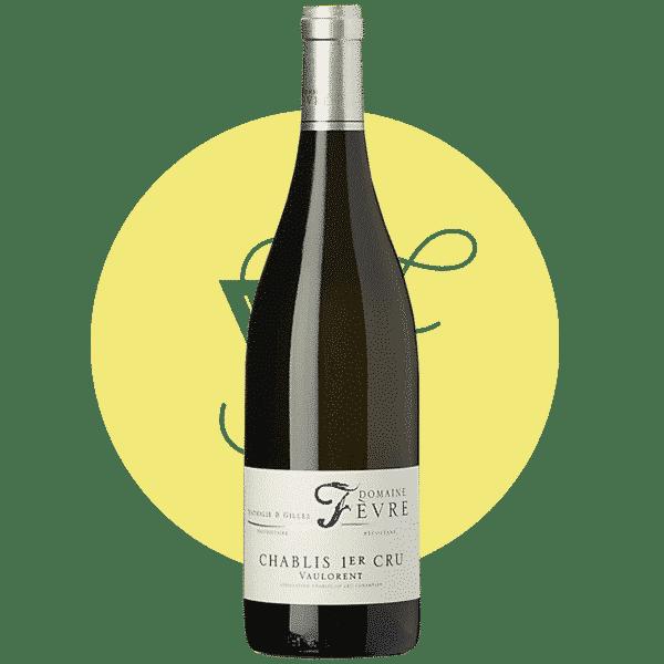 Chablis 1er cru - Vin blanc de bourgogne