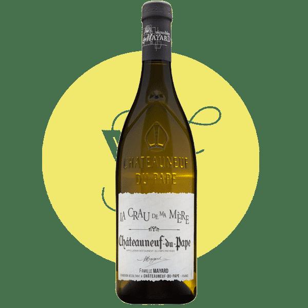 Vin blanc chateauneuf du pape
